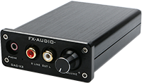 DAC-X3 – Digital to Analog Converter