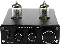 Tube-03 – Tube Audio Buffer Preamp